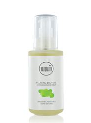 NATURATIV RELAXING BODY OIL 125ml
