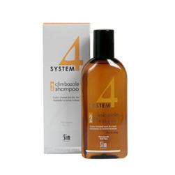 SYSTEM4 2Climbazole Shampoo 215ml