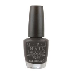 OPI Nail Lacquer  Black Onyx 15ml