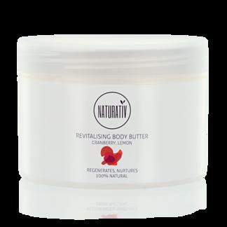 NATURATIV Revitalising Body Butter 250ml -