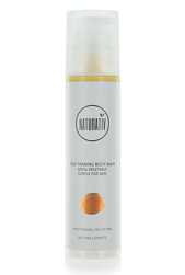NATURATIV SELF-TANNING BODY BALM 200ml