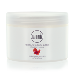 NATURATIV Revitalising Body Butter 250ml