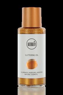 NATURATIV GLITTERING OIL 100ml - GLITTERING OIL 100ml