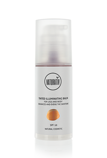 TINTED ILLUMINATING BALM FOR LEGS AND BODY 1OOml -