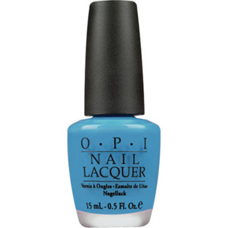 OPI Nail Lacquer No Room For The Blues 15ml - OPI Nail Lacquer No Room For The Blues 15ml