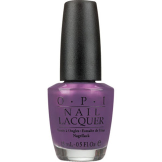 OPI Nail Lacquer Purple With A Purpose 15ml