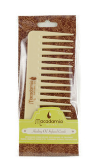 Macadamia Oilinfused Comb - Macadamia Oilinfused Comb