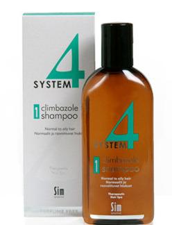 SYSTEM4 1Climbazole Shampoo 215ml - SYSTEM4 1Climbazole Shampoo 215ml