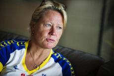 Ulrika Sandmark - simningens förbundskapten blickar fram