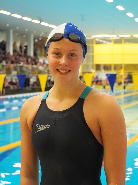 Sophie Hansson helsingborg vann 100m bröstsim