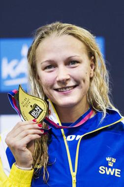 Sarah Sjöström, Södertörns Sim