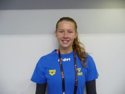 Sophie Hansson, Helsingborgs Simsällskap