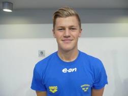 Daniel Forndal, Jönköpings Simsällskap