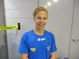 Victor Johansson, Jönköpings SImsällskap