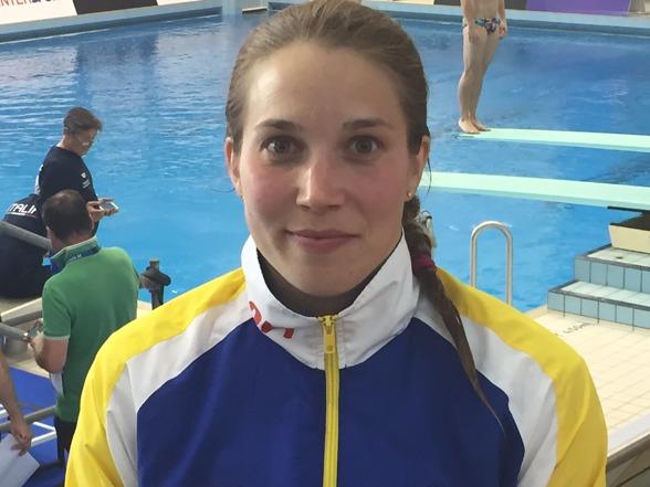 Daniella Nero knep en av de sista finalplatserna efter kvalet och visade i finalen varför hon förtjänade den.