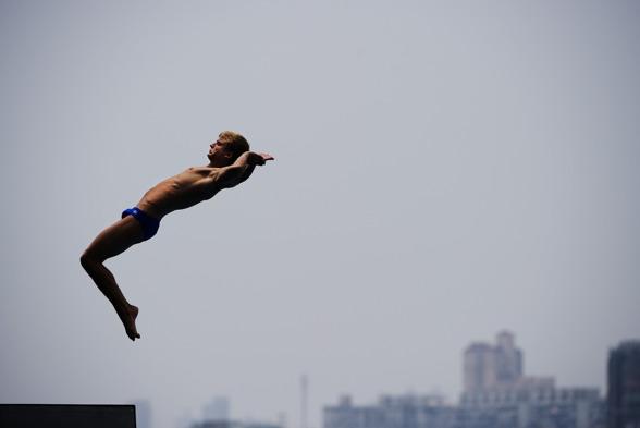 Christofer Eskilsson har de fem högsta poängnoteringarna i ett SM i höga hopp sedan 2006 och tog sig även han till ett OS i grenen 2012.
