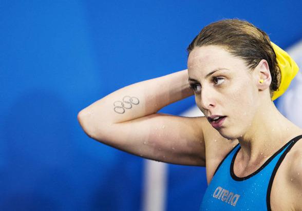 Jennie Johansson gick som nia till semifinalen på 50m bröstsim efter dagens försökstävlingar. Semi i kvällens finalpass.