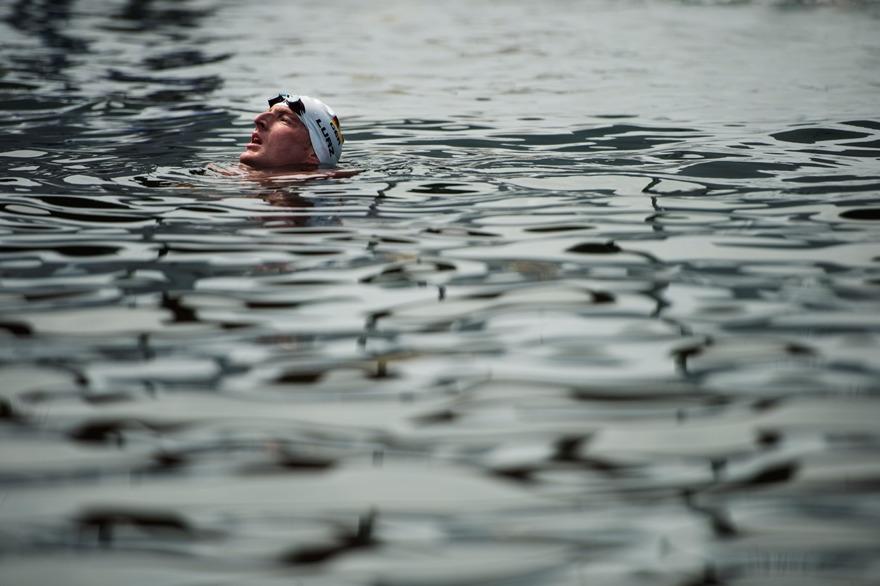 Open Watersimningen har avgjorts dagarna innan bassängsimningen startar. Under lördagen vann tysken Lurz den längsta distanen 25 km.