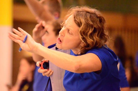 Jönköping: Heter man Carina Arnesson och är tränare i Kalmar - jag då ser man ut så här söndag eftermiddag!