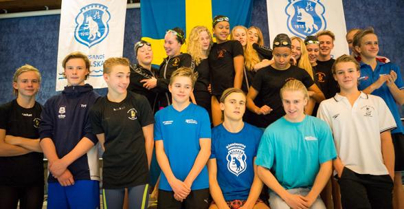 Härnösand. Här alla som kvalade till Riksfinalen från Region 1. Mästerskapssidan ösnkar Er alla - Lycka till!