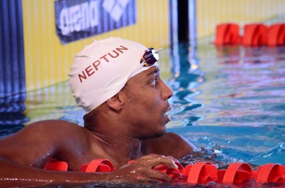 Simon Sjödin vann 200m medley