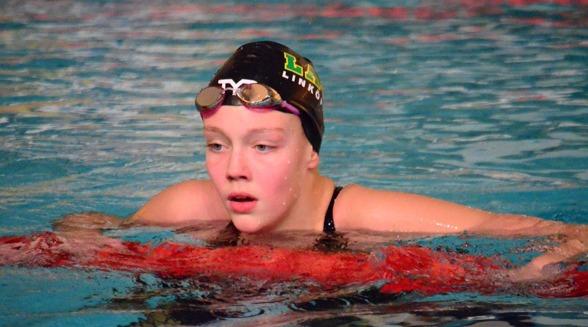 Jönköping: Elin Gunnarsson LASS vann i region 4