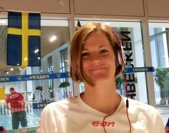 Stina Gardell vidare till semifinalen på 200m medley