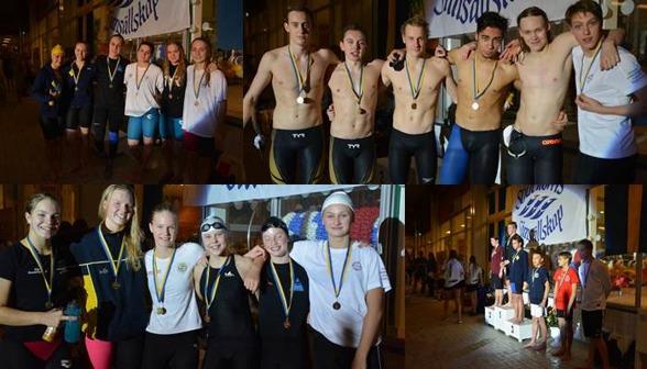 Här från ett gäng prisutdelningar i Haninge där Stockholm har sin regionsfinal.