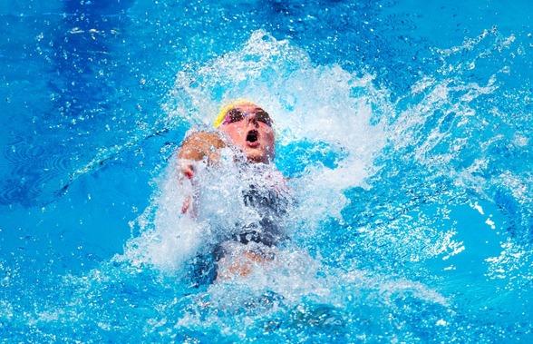 Magdalena Kuras var en av två svenskar i dagens försökstävlingar. Med 29.39 - så var hon 59/100-delar öber säsongbästa och slogs ut i försöken.