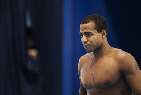 Simon Sjödin blev sist i finalen på 200m medley idag
