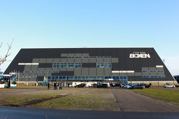 Den Jyske Box - EM-arenan i simning 2013