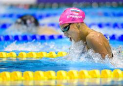 Yulia Efimova vann 50 och 200m bröstsim på EM och var nyckeln bakom den ryska segern i dagens lagkapp. Hennes 28.30 på bröstsimmet bäddade för segern.