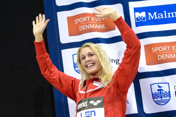 Galen dansk kväll får symboliseras av jeanette Ottesen.