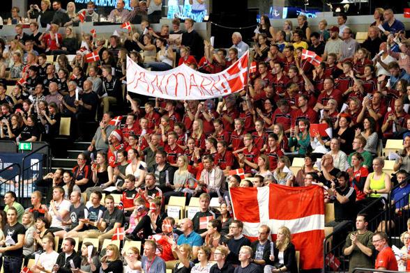 Den galna danskdagen på EM i Herning
