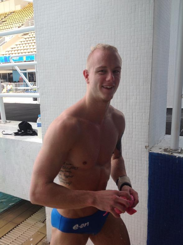FINA Diving World Cup startar på tisdag för Jesper Tolvers som då intar 10m