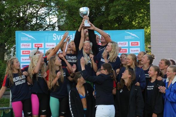 Helsingborgs Simsällskap blev bästa klubb på Sum-Sim 2016