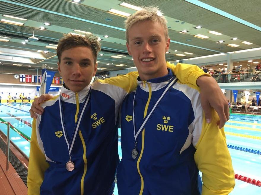 Th - Emil Hassling Sverige 2.08.61 2.a PB Robin Hanson Sverige 2.10.17 3.a