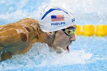 Mike Phelps USA
