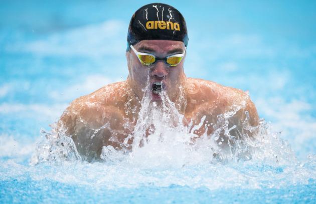 Skagius klarade VM-kvalet i finalen på herrarnas 50m bröstsim
