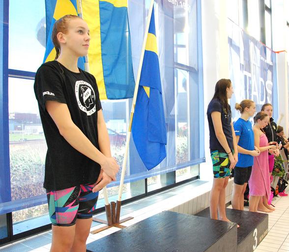 Isabella Revstedt, Sofie Karlsson, Stina Lindberg, Davilda Lareva, Ida Sandwång