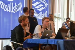 Torvalla: Speaker för Stockholmsregionen, Micke Larsson