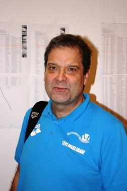 Eskilstuna - Tävlingsledare Anders Wiman
