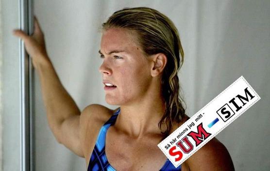 Anna Karin Kammerling är en av våra allra största simmerskor genom tiderna med 25 EM och VM-guld  bland meriterna.