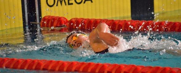 Josephine Mikkelsen viner 800m fritt