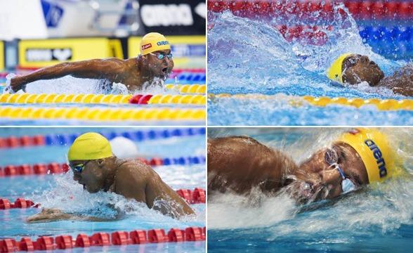 Simon Sjödin x fyra simsätt