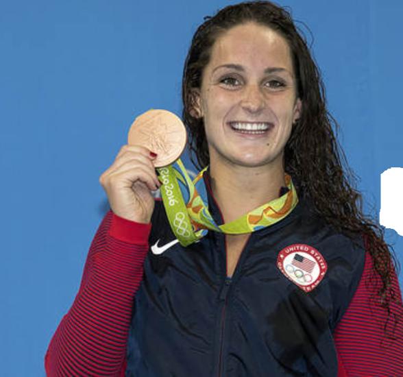 Leah Smith vann sitta ndra guld