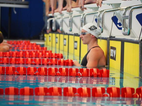 Överlägsen på 400m medley - OS-ettan Katinka Hosszu