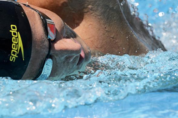 Cameron McEvoy leder 100m fritt