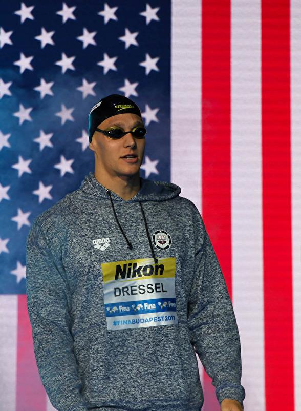 Caeleb Dressel USA