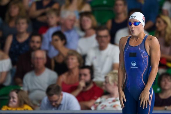 Pernille Blume och Sarah Sjöström förväntas att ha en rejäl match på 50m fritt i kvällens final. Dont miss !